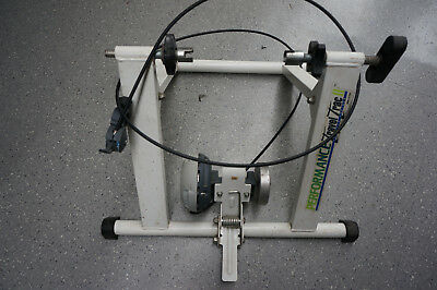 Performance Travel Trac II Fahrradtrainer Rollentrainer Heimtrainer