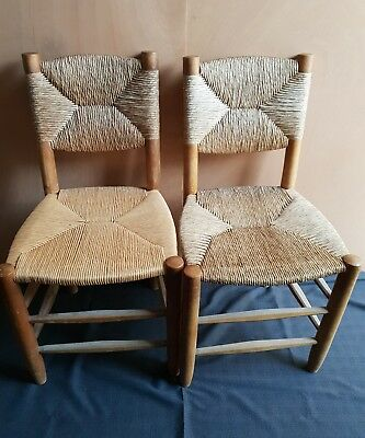 2 chaises Perriand