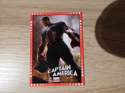 2013 Upper Deck Marvel Now! #104-RM Captain America #1