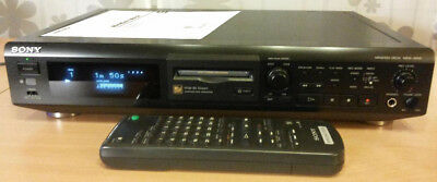 Sony MDS-JE510 Mini Disc Player Recorder MD