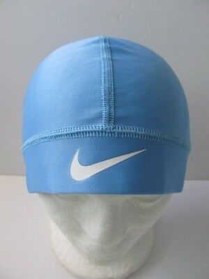 20a90badbbf84 Nike Dri-Fit Pro Combat Skull Cap Youth University Blue White Youth OSFM New