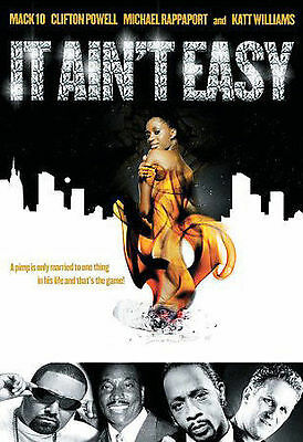 It Aint Easy (DVD) RESEALED LIKE NEW IN EXCELLENT CONDITION SHIPS WITH CASE
