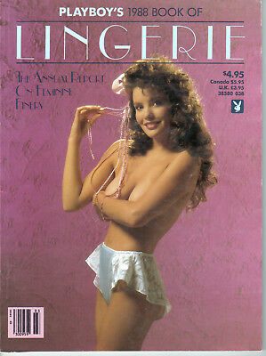 Playboy's Book of Lingerie - March 1988 - Newsstand Special