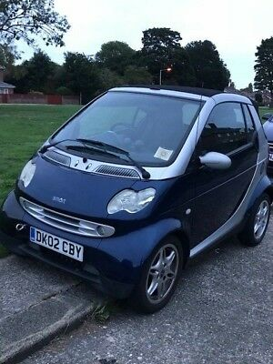 Smart Car ForTwo Cabiolet - Spares or Repair