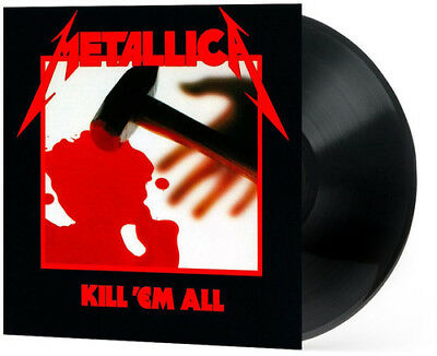 Metallica - Kill Em All 858978005035 (Vinyl Used Very Good)
