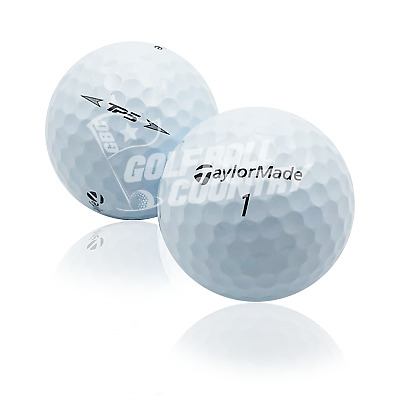 24 TaylorMade TP5 AAA (3A) Used Golf Balls - FREE Shipping