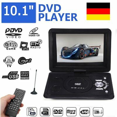 13.9 Zoll Tragbarer Auto DVD-Player LCD Display Portable CD USB SD 270° Drehbar