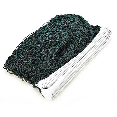 Sports Mesh Standards Professions Green 20 Feet Deluxe Super-Economy Badmintons