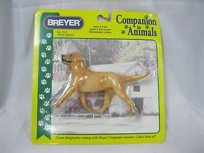 Breyer Companion Animals Yellow Labrador