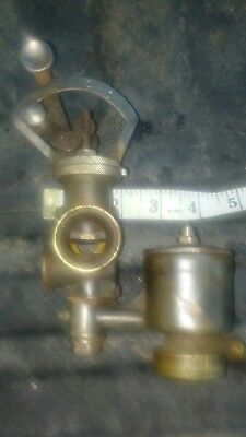 Antique 1/2 Brass Carburator