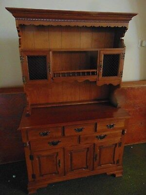Tell City Young Republic Hard Rock Maple Hutch