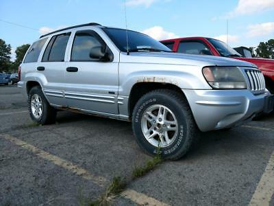 2004 Jeep Grand Cherokee  2004 Jeep Grand Cherokee limited  No Reserve Please Read