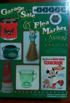 Garage Sale and Flea Market Annual 1995 Great Collectibles book antiques