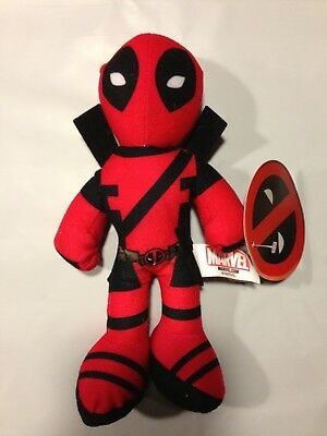 Marvel Deadpool Plush Doll Stuffed Collectors Edition Toy New USA seller