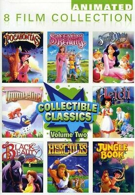 Collectible Classics: Animated 8 Film Collection, Vol. 2 [2 (DVD Used Very Good)