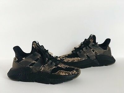 new style ee0e2 9e011 ADIDAS UNDEFEATED PROPHERE [Sz 4.5 - 5.5 Men] Tiger Camo Black Green Ds  Ac8198