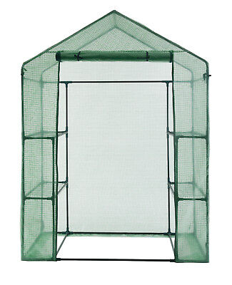 Portable Green House Mini Walk In Greenhouse Outdoor Winter Gardening Plant Gift
