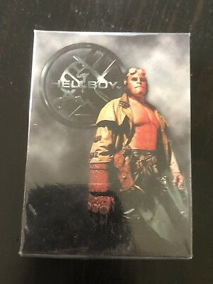 2004 Hellboy Inkworks Cards Set Complete