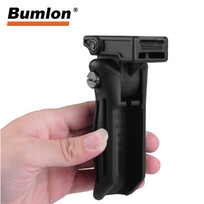 Foldable Vertical Foregrip Folding Fore Grip w/ 20mm Picatinny Rail