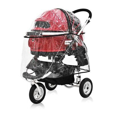 AirBuggy for Dog Rain Cover for Small Dog Stroller Accessories Dome M