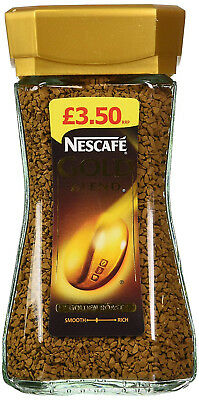 Nescafe Gold Instant Coffee 100ml 100g Instant Coffee, New. Free Shipping