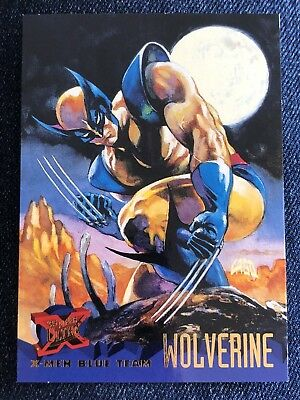 1995 Fleer Ultra Marvel X-Men Card #99 Wolverine