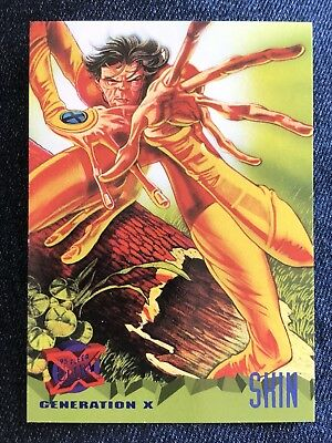 1995 Fleer Ultra Marvel X-Men Card #77 Skin