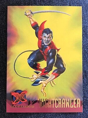 1995 Fleer Ultra Marvel X-Men Card #67 Nightcrawler