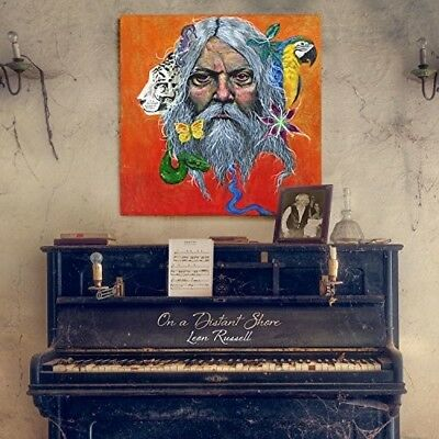 Leon Russell - On A Distant Shore (CD Used Very Good)