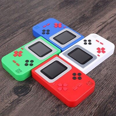 Multi Games Built-In Portable Handheld Video Game Console Player Retro Players