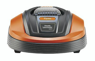 Flymo Robotic Mower 1200R Electric Wheeled Mower Gold Grade