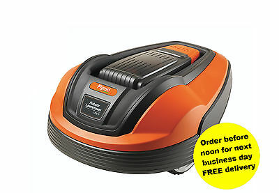 Flymo Robotic Mower 1200R Electric Wheeled Mower Silver Grade
