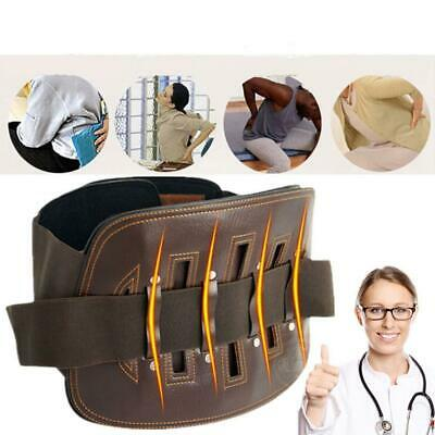 Magnetic Heat Waist Belt Brace For Pain Relief Lower Back Therapy Lumbar Disc XL