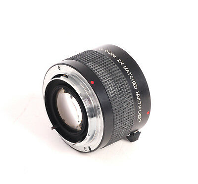 Vivitar 2x Teleconverter for Vivitar 70-150mm with Pentax K Mount (4233G)