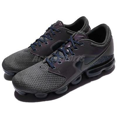 31775ae76a0c ... Nike Air Vapormax R Midnight Fog Blue Men Running Shoes Sneakers  AJ4469-002 ...