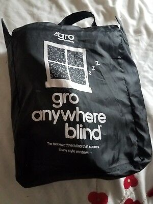 Gro Company Gro Anywhere Blackout Blind used once
