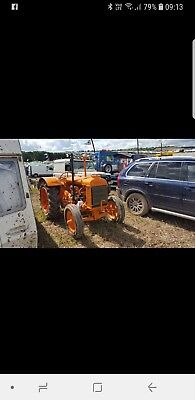 Fordson Standard N industrial classic tractor