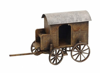 Streets of Rome ROMAN TRAVELLING CARRIAGE 28mm Laser cut MDF scaleT047