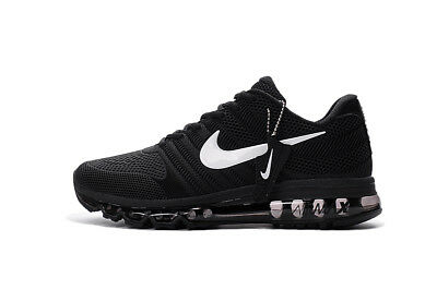 Nike Air Max 2017 Black Men's Shoes Trainers