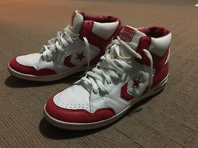 Size 13 Mens Hightop Converse Shoes