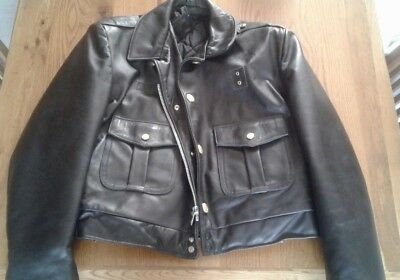 Leather Jacket    Maybe Motorbikers