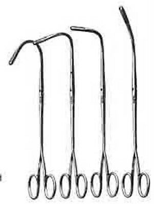 4xRandall Kidney Stone/Gall Bladder Forceps Surgical&Veterinary Instruments 23cm