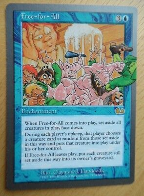 <A29> Free For All - Unglued - Magic The Gathering MTG - Rare - engl. - mint