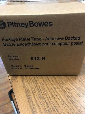 Pitney Bowes Self Adhesive Postage Meter Tape