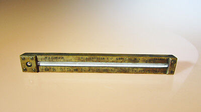 Antique 19th Century thermometer