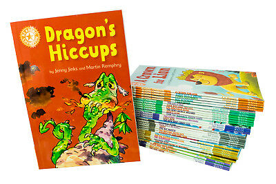 Reading Champions 30 Books Children Collection Paperback Gift Pack Set