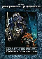 Transformers/Transformers: Revenge of the Fallen (DVD, 2009, 2-Disc Set)