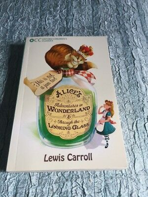 Alice Adventures In Wonderland & Through The Looking Glass. New.