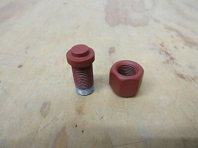 Willys Jeep MB GPW Ford Spare Tire Carrier Replacement Stud with Nut