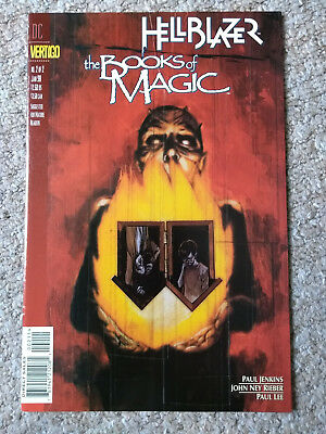 HELLBLAZER / THE BOOKS OF MAGIC # 2 (1997) DC COMICS NM Condition